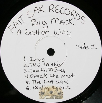 Big Mack - A Better Way