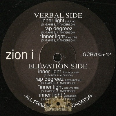 Zion I - Inner Light