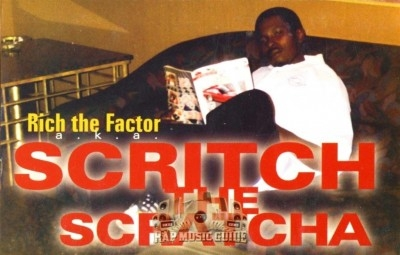 Rich The Factor - Scritch The Scratcha