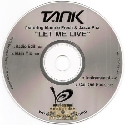 Tank - Let Me Live