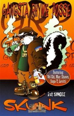 Gangsta Rhyme Posse - Skunk
