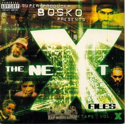 Bosko - The Next Files Mixtape Vol.X