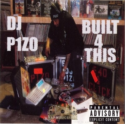 DJ P1ZO - Built 4 This