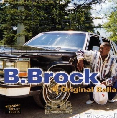 B. Brock - Original Balla