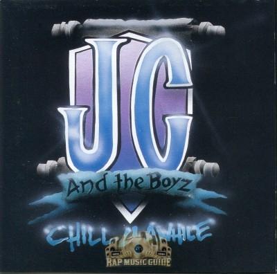 J.C. & The Boyz - Chill 4 Awhile
