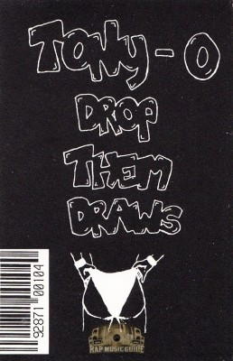 Tony-O - Drop Them Draws