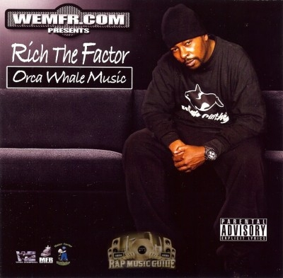 Rich The Factor - Orca Whale Music