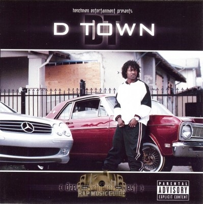 D-Town - Deevious The Greediest