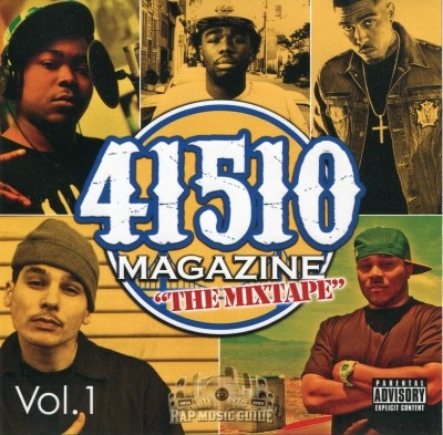 41510 Magazine - The Mixtape Vol. 1