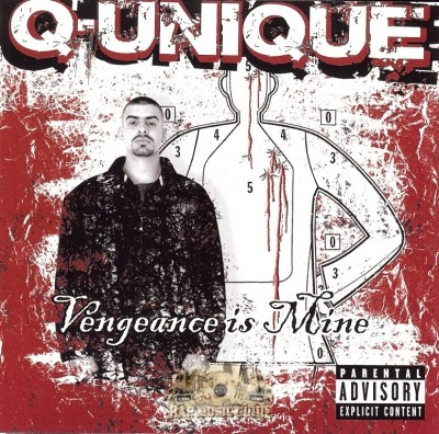 Q-Unique - Vengeance is Mine