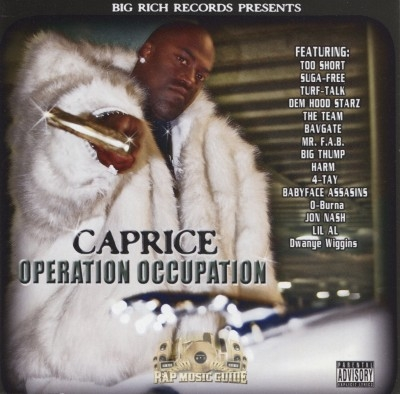 Caprice - Operation Occupation