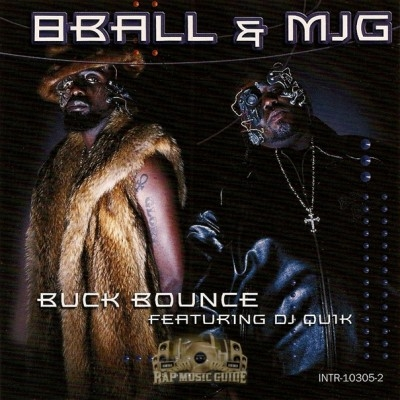 8Ball & MJG - Buck Bounce