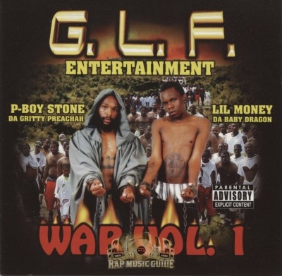 P-Boy Stone & Lil Money - War Vol. 1
