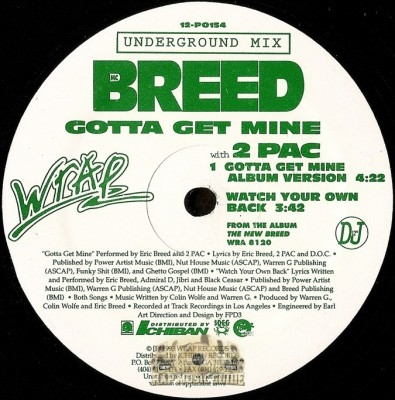 MC Breed - Gotta Get Mine