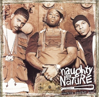 Naughty By Nature - Nineteen Naughty Nine: Nature's Fury