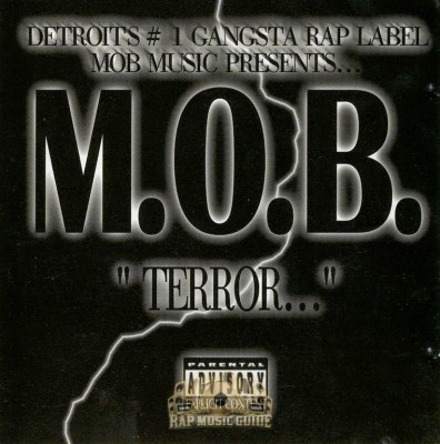 M.O.B. - Terror