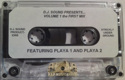 DJ Sound - Volume 1 The First Mix