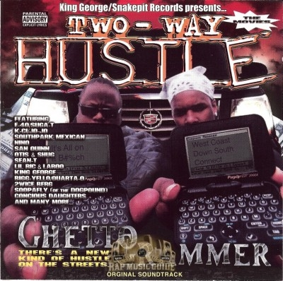 King George & Cali G Present - Two-Way Hustle - Ghetto Grammer