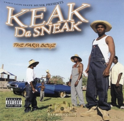 Keak Da Sneak - The Farm Boyz