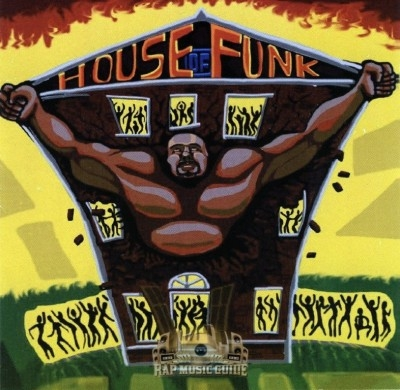 MC Overlord - House Of Funk