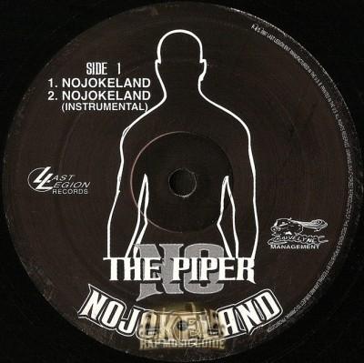 No The Piper - Nojokeland