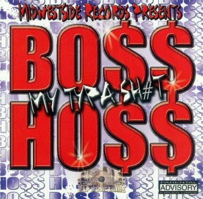 Boss Hoss - My Typa Shit