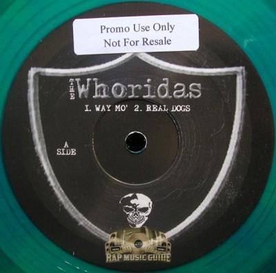 Whoridas - Corner Store EP