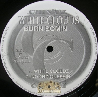 White Clouds - Burn Som'n