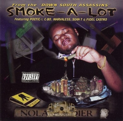 Smoke-A-Lot - Nola Soldier