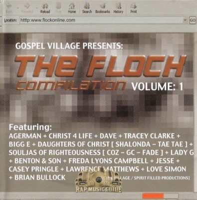 Various Artists - The Flock Compilation Volume 1