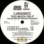 Lunasicc - Too Much On It