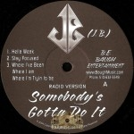 JB - Somebody's Gotta Do It EP