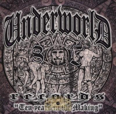 Underworld - Ten Years In The Making Vol. 2