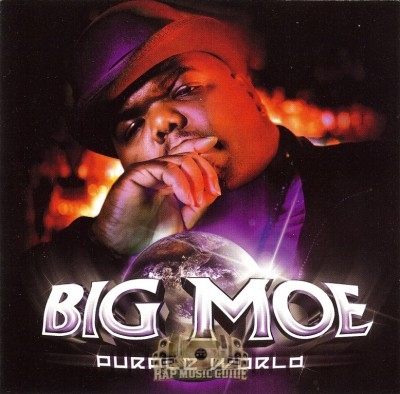 Big Moe - Purple World