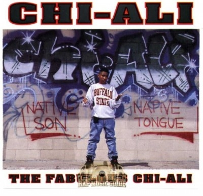 Chi-Ali - The Fabulous Chi-Ali