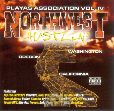 Playas Association V.4 - Northwest Hustlin'