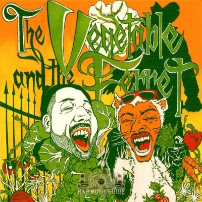 White Mic & Z-Man - The Vegetable & The Ferrett