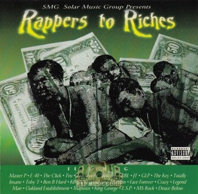 Solar Music Group Presents - Rapper to Riches