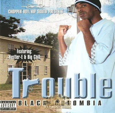 Trouble - Black Columbia