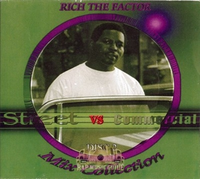 Rich The Factor - Street vs Commercial Mix Collection 2