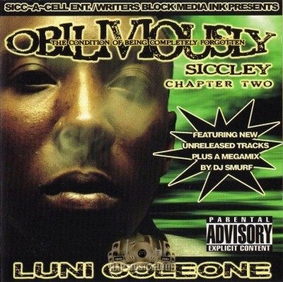 Luni Coleone - Obliviously Siccley Chapter Two