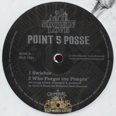 Point 5 Posse - Swisher