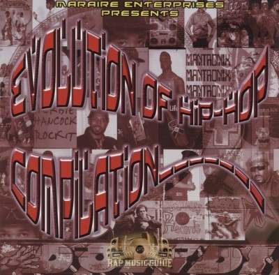 Evolution Of Hip-Hop - Compiltation