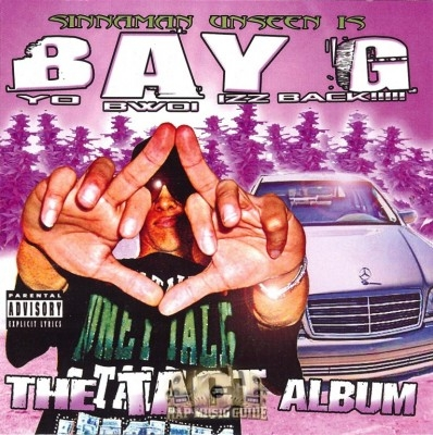 Bay G - The Tact Album