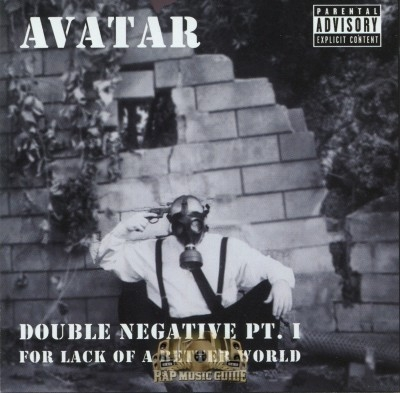 Avatar - Double Negative Pt.1: For Lack Of A Better World