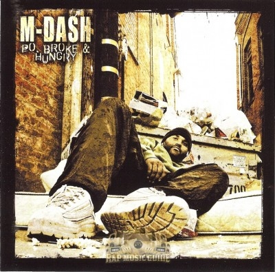 M-Dash - Po, Broke & Hungry