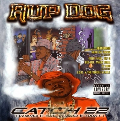 Rug Dog - Catch 22