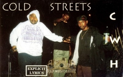 Cold World Hustlers - Cold Streets