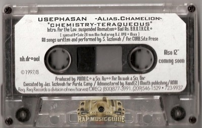 Usephasan - Chemistry Teraqueous