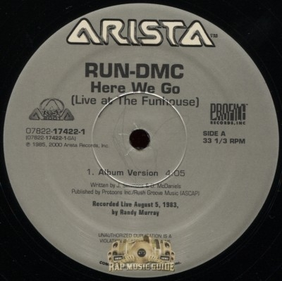 Run-D.M.C. - Here We Go